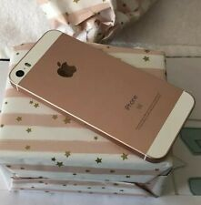 Apple iPhone SE - 32GB - Rose Gold -(Unlocked) - Superb Condition