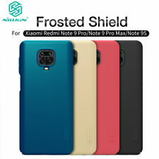 NILLKIN For Xiaomi Redmi Note 9S 9 8 Pro Max Super Frosted Shield Case Cover