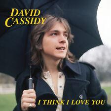 "David Cassidy - I Think I Love You [New 7"" Vinyl] Explicit, Pink, Blue, Ltd Ed"