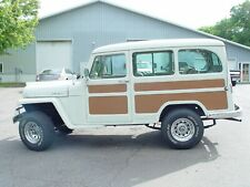 New listing 1954 Willys Station Wagon