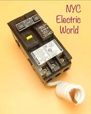 Circuit Breaker Homeline Square D HOM250GFI GFCI 2 Pole 50 Amp Plug In
