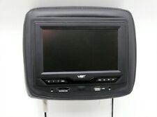 """VST headrest . 6"""" screen edge to edge."""