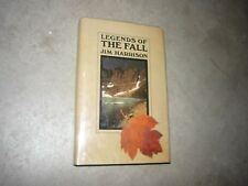 Legends of the Fall Jim Harrison Signed 1st UK Hardcover