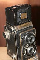 Zeiss Ikon Isoflex Vintage Medium Format Roll Film TLR Camera - Working