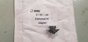 JDSU U/SC/AD Universal SC Adapter NEW!