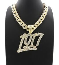 """BRICK SQUAD 1017 PIECE WITH 12mm 20"""" ICE BLING CUBAN CHAIN"""