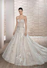 UNIQUE INTERNATIONAL DESIGNER WEDDING DRESS