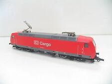 ROCO 63560 E-LOK BR 145 005-3 ROT der DB CARGO STROMABNEHNER DEFEKT   BW608