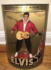 NIB Elvis Presley Jailhouse Rock 45 RPM Doll Numbered Collectors Edition