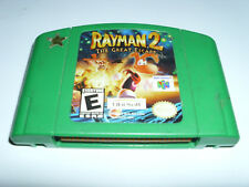 Rayman 2 The Great Escape (Nintendo 64, N64) Authentic Game Only
