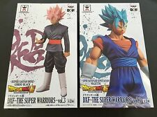 Dragon Ball Super DXF THE SUPER WARRIORS Vol.3 ROSE VEGETTO 2 Set Figure Doll