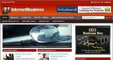 Internet Business Professionally Designed Website Free Hosting Installation