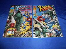 3 X-Men Complete Sets X-Men vs Brood, Chaos War X-Men, X-treme X-Men Xpose NM-