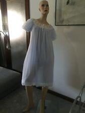 Vintage Lingerie Nylon night gown size ssw