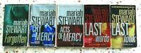 5 MARIAH STEWART ROMANCE BOOKS NO DOUBLES FREE SHIPPING