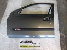 RENAULT CLIO 5P 1.2 BENZ 43 KW 5M ( 1998/2001) RICAMBIO PORTA ANTERIORE SINISTRA