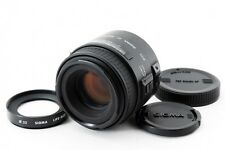 Sigma AF Macro 90mm f/2.8 Lens for Canon EF [Exc+++] w/LIFE SIZE attachment[089]