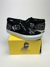 Vans X Simpsons X Neckface Chukka Sz 10 Supreme Wtaps 2007 Simpsons The Movie