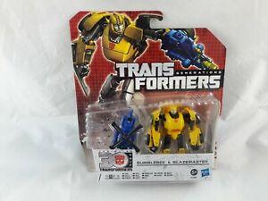 Transformers Generations Bumblebee & Blazemaster Action Figures