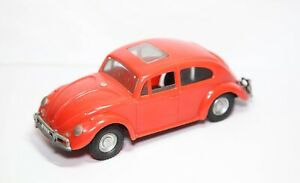 Telsalda CH Toys Hong Kong Volkswagen Beetle - Excellent Vintage Plastic Model