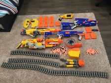 Lot of N-Strike Nerf guns, Vulcan, Stampede