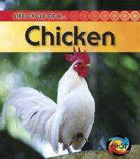 Chicken (2nd Edition) (Life Cycle of A...(Heinemann Hardcover))-ExLibrary