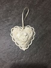 Margaret Furlong Blossoming Love Ornament 1998 Porcelain Bisque