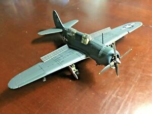 HM Hobby Master Diecast Airplane Helldiver