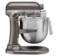 KitchenAid Ksmc895Dp 8Qt. Commercial Mixer Bowl Guard & Lift, Dark. Pewter