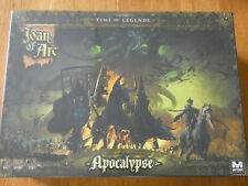 Time of Legends: Joan of Arc . Apocalypse . New