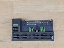 Siemens Simatic S7 6ES7 193-1CL00-0XA0   Terminalblock - used