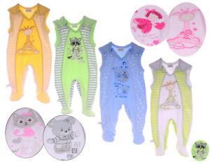 Strampler Baby 44 50 56 62 68 Einteiler Kleidung für Neugeborene