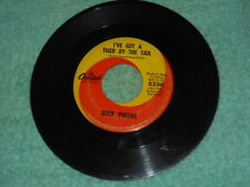 Buck Owens I've Got A Tiger By The Tail VG++/Cryin Time VG++ 1965 Country 45