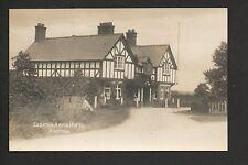 Broxton - Egerton Arms Hotel - real photographic postcard