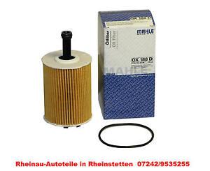 Ölfilter MAHLE Original OX188D-NEU-FORD Galaxy (WGR) 1.9 TDI, 2.8 V6