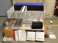 Qiagen Biorobot 9600 Automated Robotic Liquid Handling Laboratory Workstation