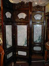 Exquisite Lavendar imperial Jade Screen (Room Divider)