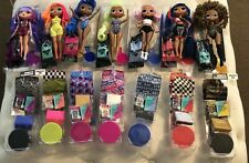 LOL Surprise Dolls OMG LOT BRAND NEW 7 OMG Dolls. Royal Bee Shadow And More!