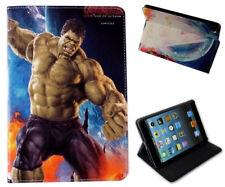 For Apple iPad Mini 1 2 3 4 Marvel Comics Incredible Hulk Avengers Case Cover DC