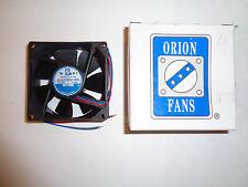 New Knight Electronics Orion Fans Computer PC Fan OD8025-12HB DC 12V 0.18A
