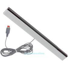 1x Replacement Wired Infrared TV Ray Sensor Bar For Nintendo Wii & Wii U Console