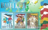 Estland Block13 (kompl.Ausg.) postfrisch 1999 Via Baltica