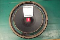 Lafayette Criterion 310 Woofer. Read More Below. Parting Out Entire 310 Speaker.