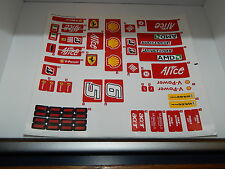 Lego Sticker for Set 8157 - (63058/4527033)  Ferrari F1 1:9  #2