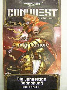 Warhammer 40000 Conquest LCG - Die Jenseitige Bedrohung - Karte auswählen