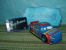 Disney Pixar Cars: DETERMINED REX REVLER (NEW Loose)