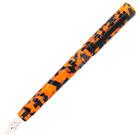 Tibaldi Perfecta LP Vinyl Orange Fountain Pen, Broad Nib, New in Box