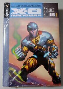 X-O Manowar Vol. 1 - Deluxe Edition Hardback Comic/Graphic Novel - Valiant