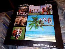 Sunny Island Nightmare One LP 1981