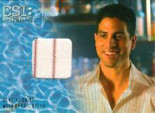 CSI Miami Series 1 Costume Card CSI-MC2 Adam Rodriquez